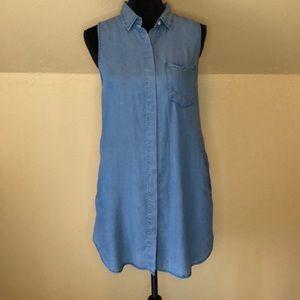 Thread & Supply Denim Dress - NWT